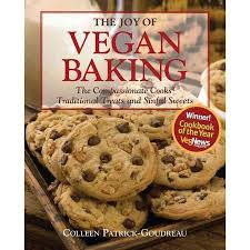 Cookbook Review: The Joy of Vegan Baking