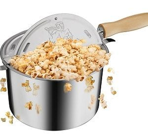 Great Northern Popcorn Original Stainless Steel Popcorn Popper Product Image