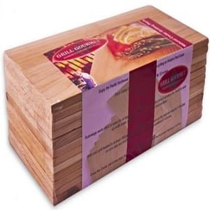 Grill Gourmet Cedar Grilling Planks Product Image