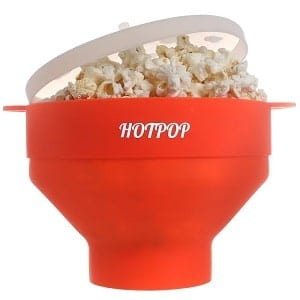 HOTPOP Collapsible Microwave Popcorn Popper Product Image