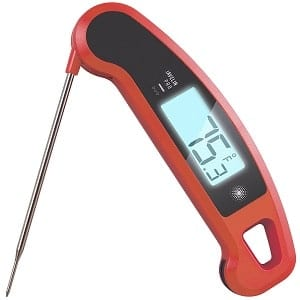 Lavatools Javelin PRO Duo Ambidextrous Backlit Instant Read Digital Meat Thermometer Product Image