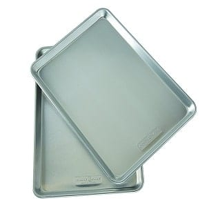 Nordicware Natural Aluminum Commercial Bakers Half Sheet Product Image