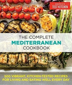 The Complete Mediterranean Cookbook Editors Americas Test Kitchen 978-1940352640 Product Image