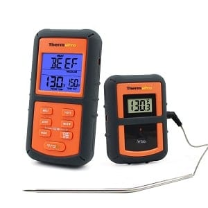 ThermoPro TP07 Remote Wireless Digital Kitchen Cooking Food Meat Thermometer Product Image