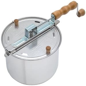 Wabash Valley Farms Whirley-Pop Stovetop Popcorn Popper Product Image