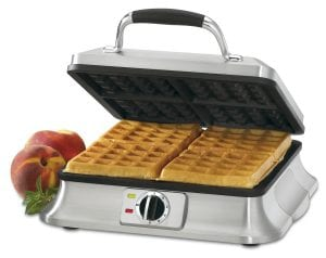 Clean Waffle Iron