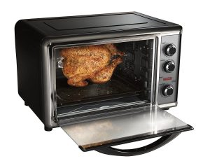 Hamilton Beach 31104 Countertop Oven with Convection and Rotisserie Product Image