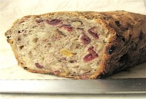 Make Your Summer Weekend More Interesting With Harvest Fruit Bread