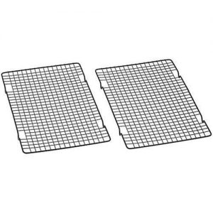 Baker's Secret 1061483 10-by-16-Inch Nonstick Cooling Rack Product Image