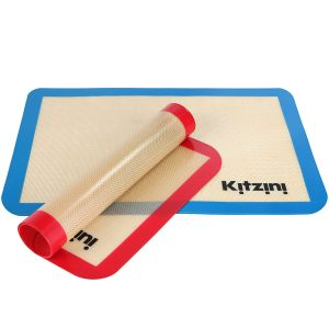 Kitzini Silicone Baking Mat Sheet Set Product Image