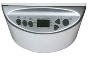 Oster CKSTBR9050 Expressbake Bread Maker Interface