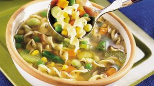 How to Make Low Sodium Pasta 'N Salsa Vegetable Soup
