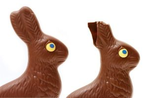 5 Foods Made from Leftover Chocolate Easter Bunnies