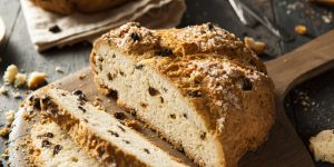 St. Patrick's Day: Irish Soda Bread Recipe