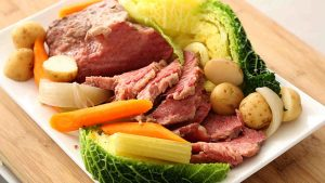 St. Patrick's Day Recipes: Easy Dips, Corned Beef Cabbage, Potatoes, Green Drinks and More