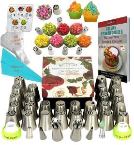 10 Best Cake Decorating Kits for your Kitchen