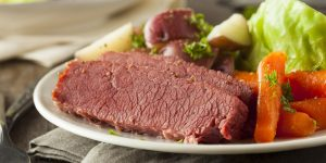 Best Corned Beef Brisket with Potatoes and Cabbage