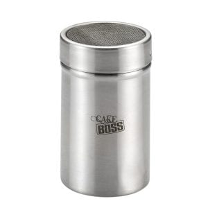 Cake Boss Collection Powder Sugar Shaker Tool with Lid Product Image