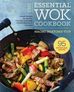 Essential Wok Cookbook Product Image