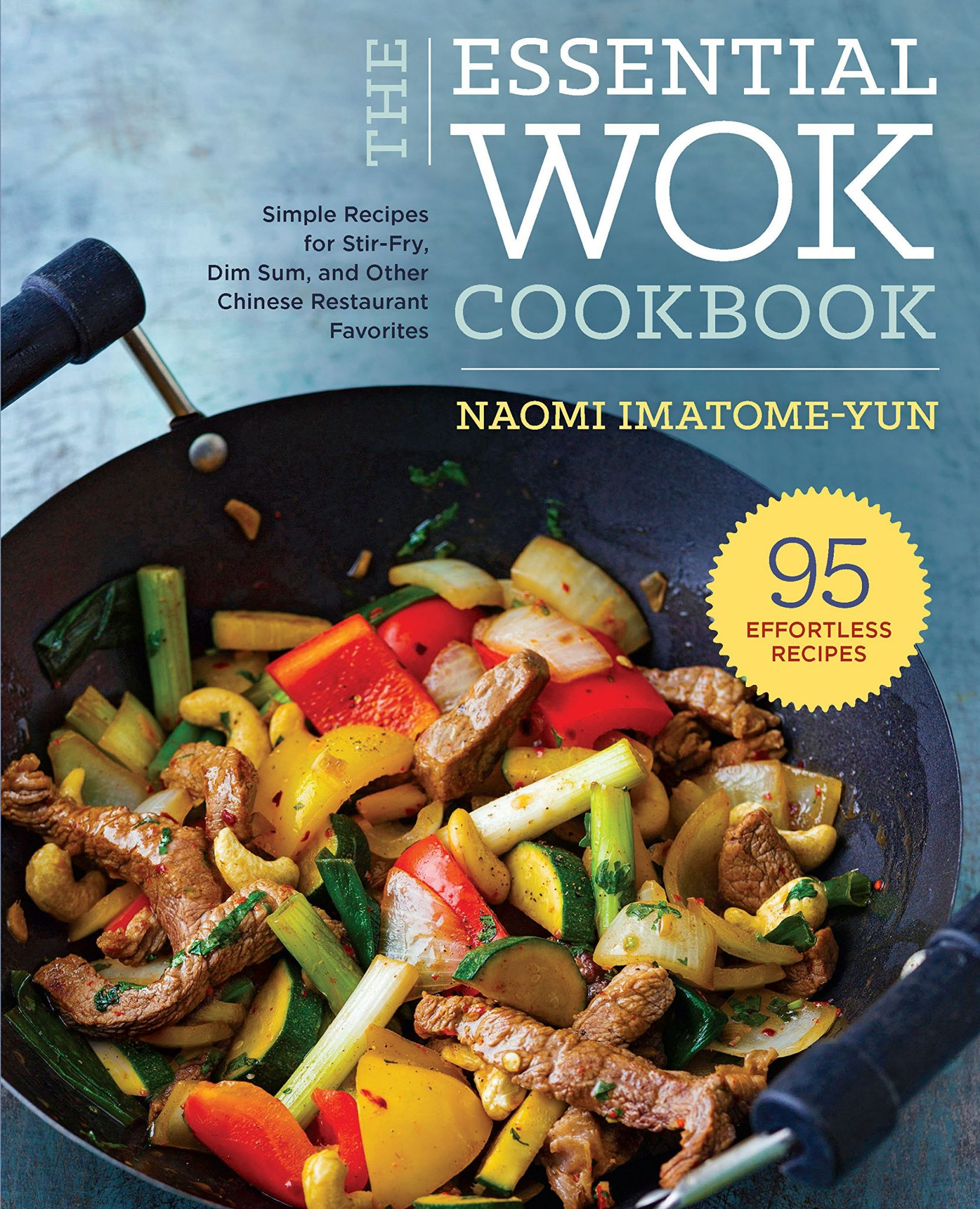 5 Best Wok Cookbooks for your Kitchen