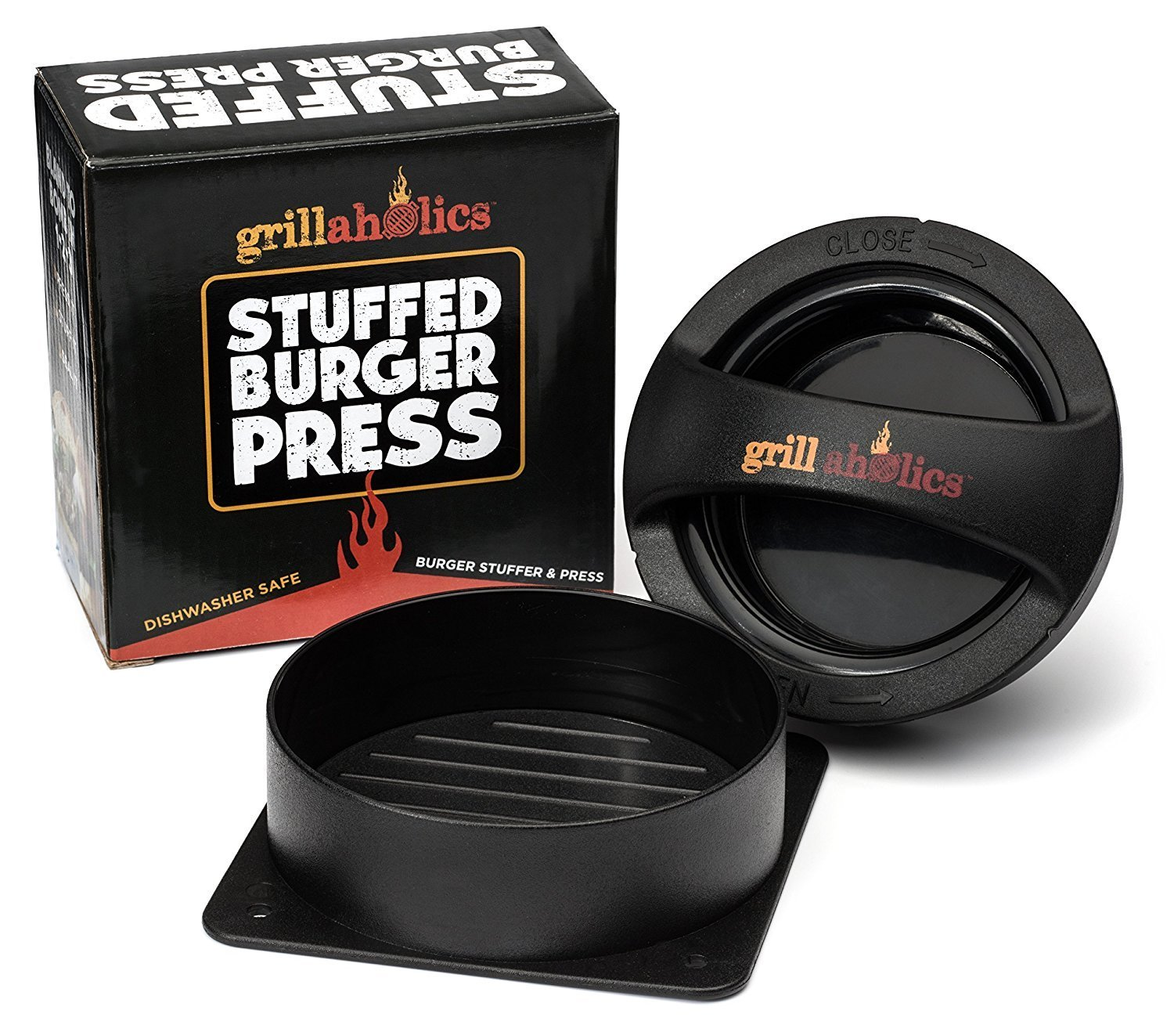 10 Best Burger Press for your Kitchen