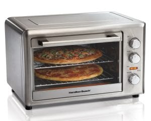Hamilton Beach 31103A Countertop Oven with Convection and Rotisserie Product Image