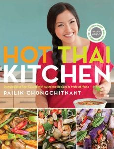 Hot Thai Kitchen Demystifying Thai Cuisine with Authentic Recipes to Make at Home Product Image