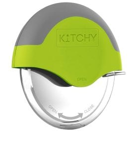 Kitchy Pizza Cutter Wheel with Protective Blade Guard Product Image