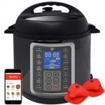 MultiPot 9-in-1 Programmable Pressure Cooker 6 Quarts by Mealthy Product Image