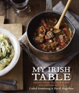 My Irish Table Recipes from the Homeland and Restaurant Eve Product Image