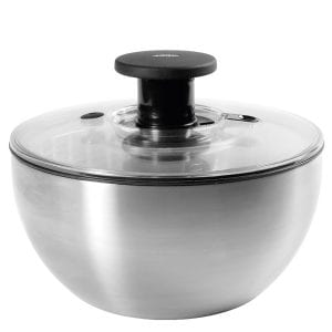 OXO Steel Salad Spinner product Image