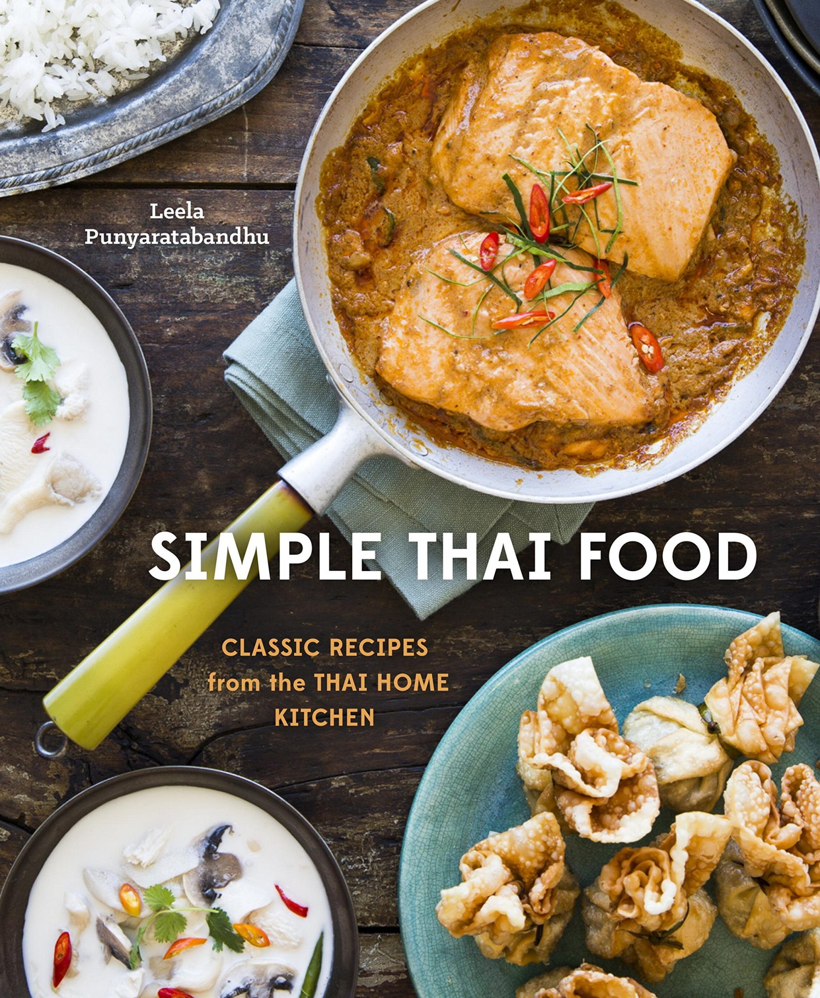 5 Best Thai Cookbooks for your Kitchen