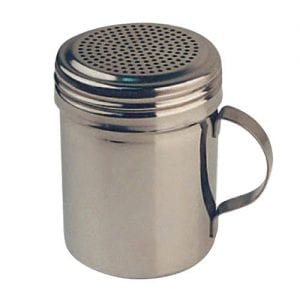 Winware Stainless Steel Dredges 10-Ounce with Handle Product Image
