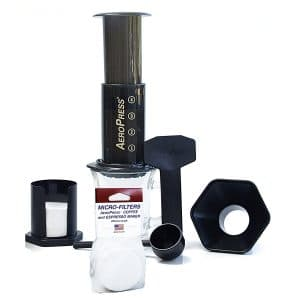 4 Best Aeropress Coffee Makers for your Kitchen