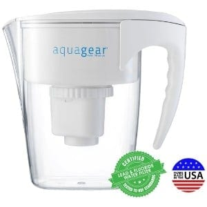 Aquagear Water Filter Pitcher Product Image