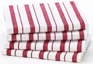 Cotton Craft - 4 Pack Oversized Kitchen Towels product image