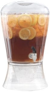 Creativeware 3-Gallon Unbreakable Beverage Dispenser product image
