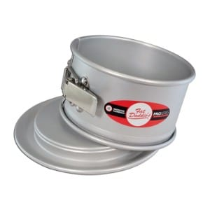 Fat Daddio's Anodized Aluminum Springform Cake Pan product image