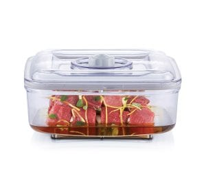 FoodSaver Vacuum Seal BPA-Free Quick Marinator and Food Container Product Image