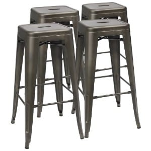 5 Best Metal Bar Stools for your Kitchen
