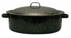 Granite Ware Covered Casserole Product Image