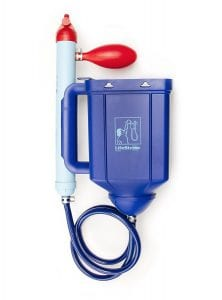 LifeStraw Family 1.0 Portable Gravity Powered Water Purifier Product Image