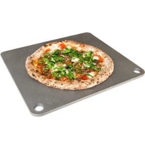 NerdChef Steel Stone - High-Performance Baking Surface for Pizza product image