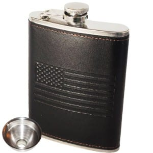 OUTZIE American Flag Flask product image