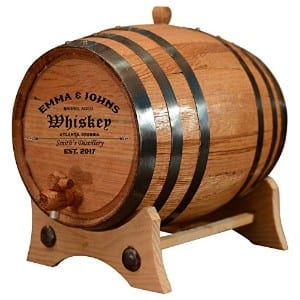 5 Best Whiskey Barrels for your Kitchen