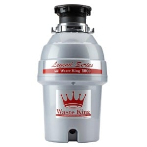 Waste King Legend Series 1 HP Continuous Feed Garbage Disposal product image