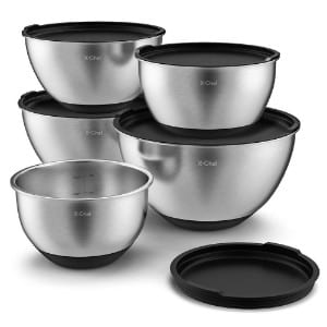 5 Best Mixing Bowl Sets For Your Kitchen