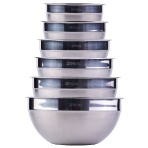 5 Best Stainless Steel Mixing Bowl Sets for Your Kitchen