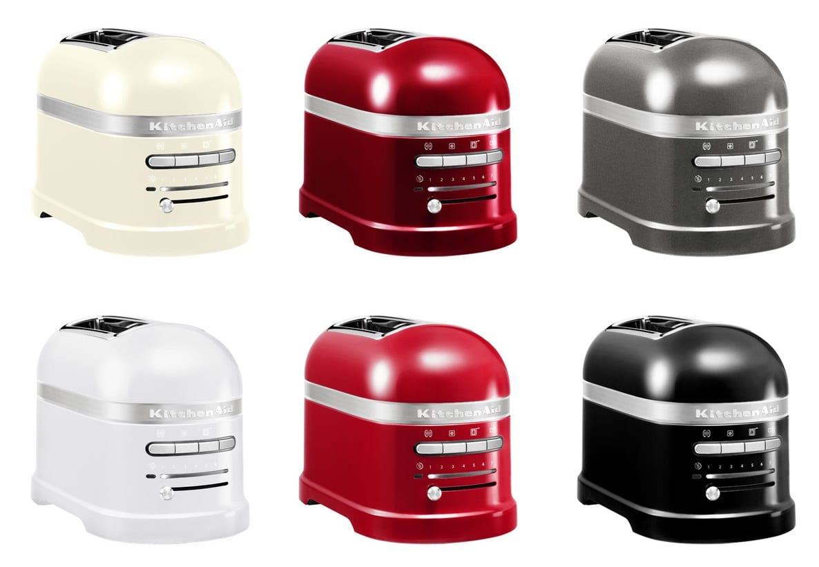 5 Best Kitchenaid Toasters For Your Kitchen