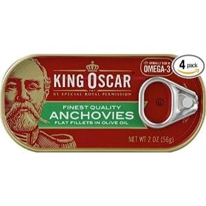 5 Best Anchovies for your Kitchen